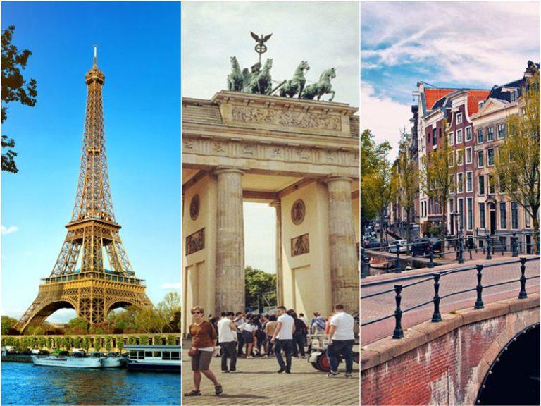 تور فرانسه آلمان هلند