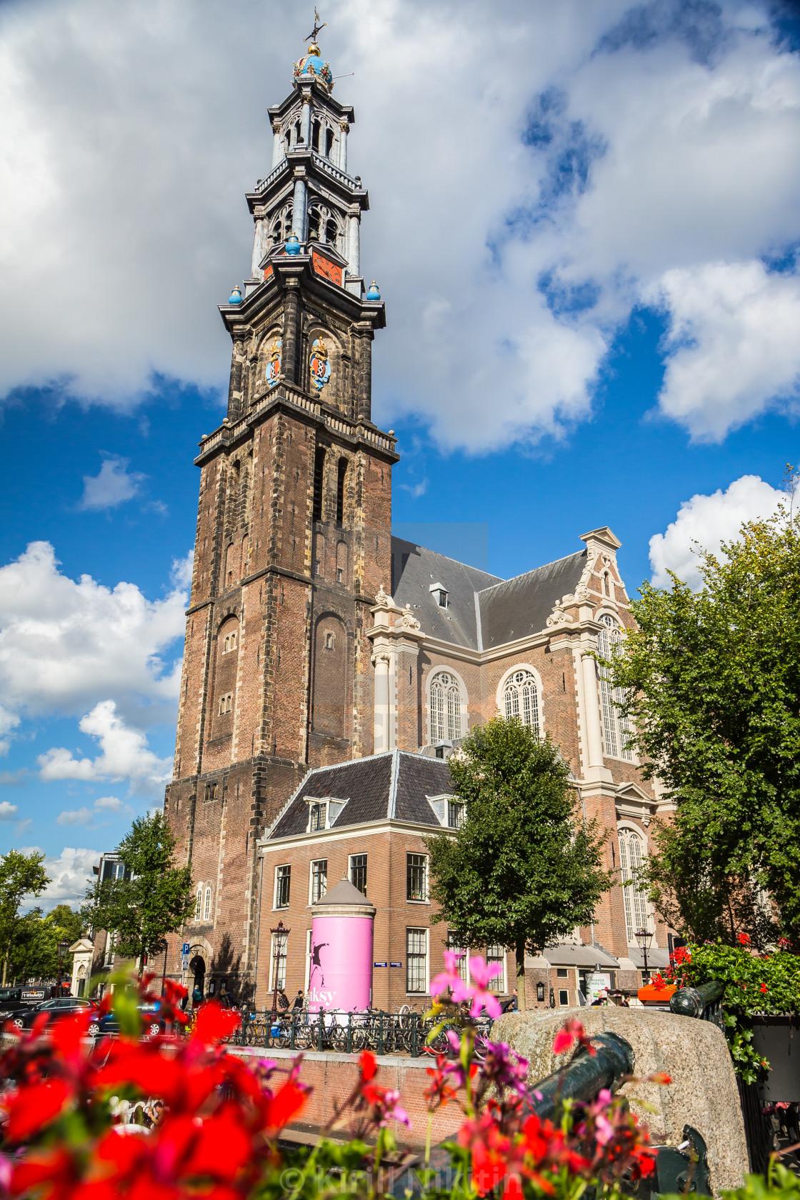 Amsterdam Western Church
