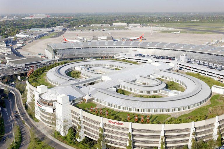 Sheraton-duesseldorf-Airport-Hotel